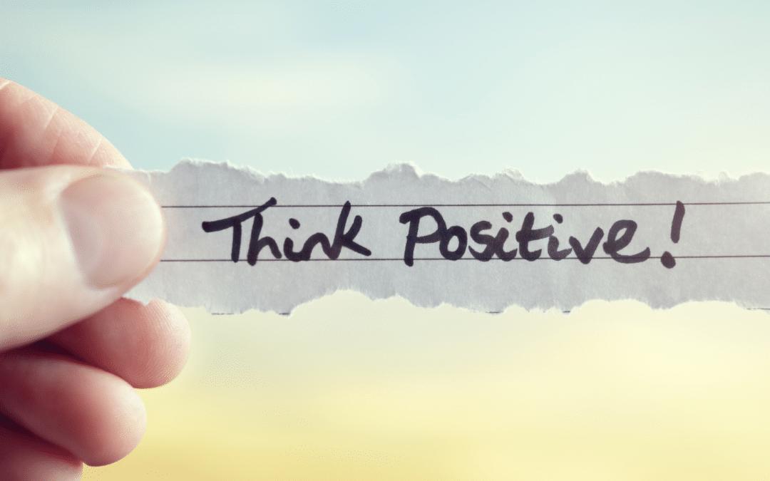 Zes tips voor een positieve mindset